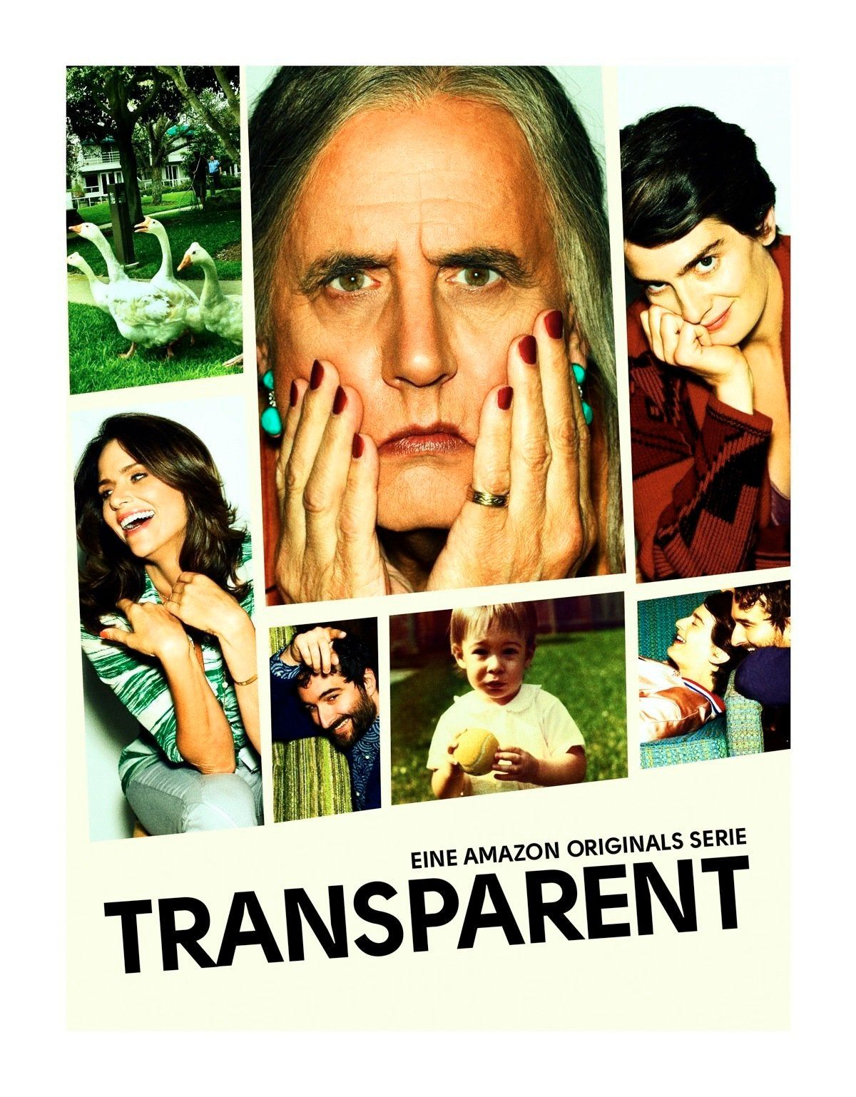 "Amazon's award-winning original series ""Transparent"" is available exclusively on its streaming service."
