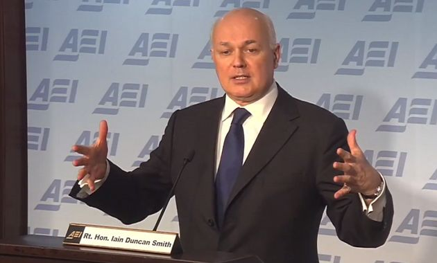 Iain Duncan Smith Tells President Obama To Get US To Join The EU If He Likes It So