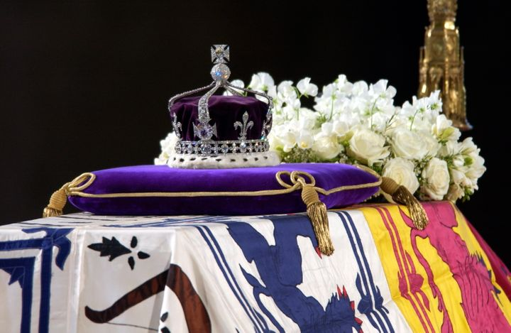 Indian Prime Minister Narendra Modi's government says the Koh-i-Noor diamond was given to the British as a gift, and was not