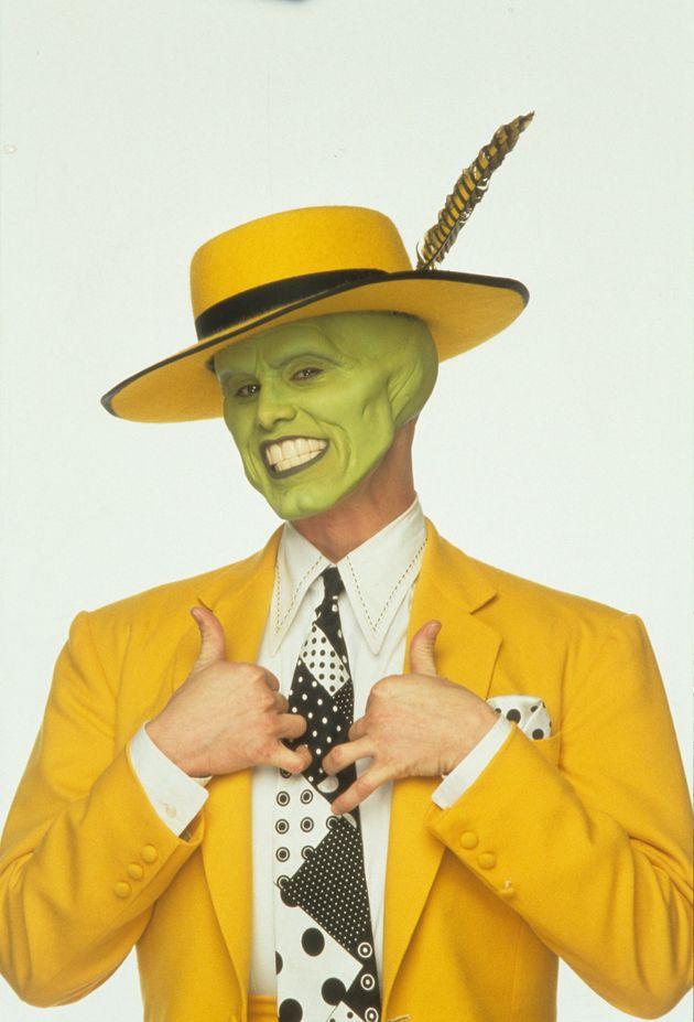 Jim Carrey as The
