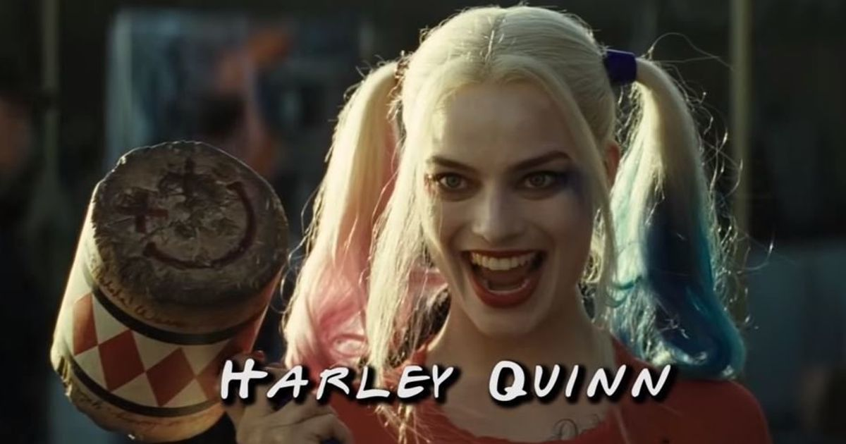 Suicide Squad' Trailer Re-Imagined As The 'Friends' Opening