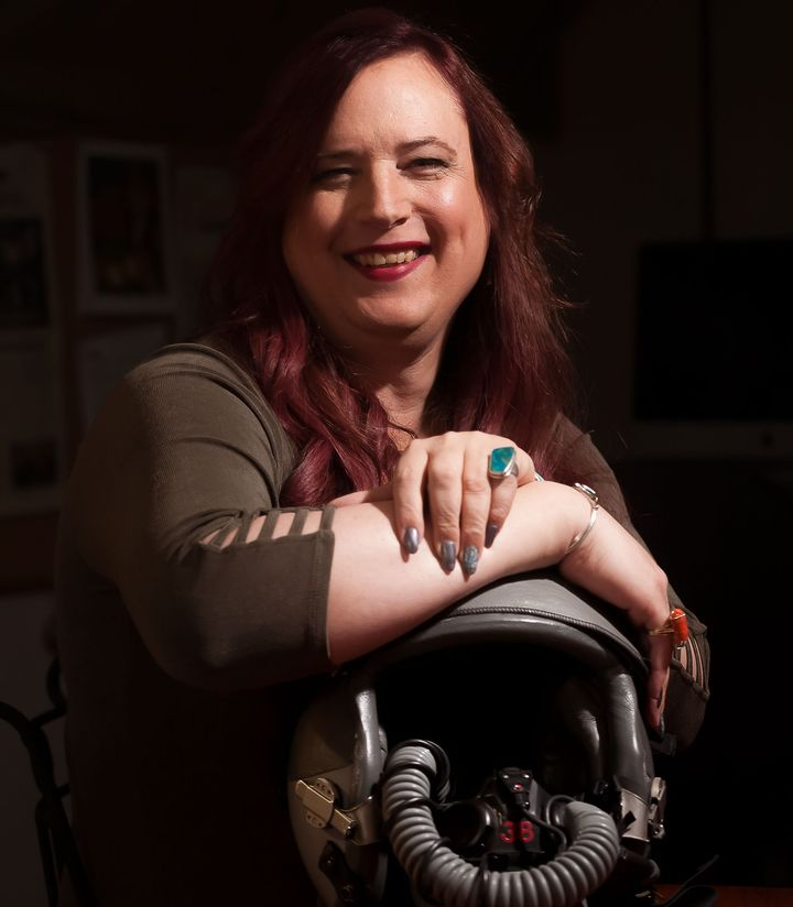 """Shari Zabel is Colorado-based trans woman who is running for <a href=""""http://www.csindy.com/coloradosprings/shari-zabel-is-tr"""