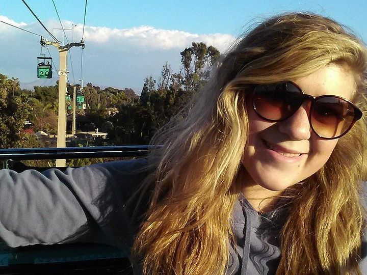 Kelsey Hauser, 25, was killed by California police in January. She was a passenger in a stolen car that had led officers on a