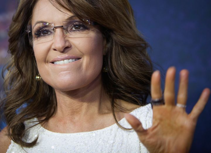 """Sarah Palin's claim that the Affordable Care Act contained """"death panels"""" that would deny health care to older and sicker peo"""