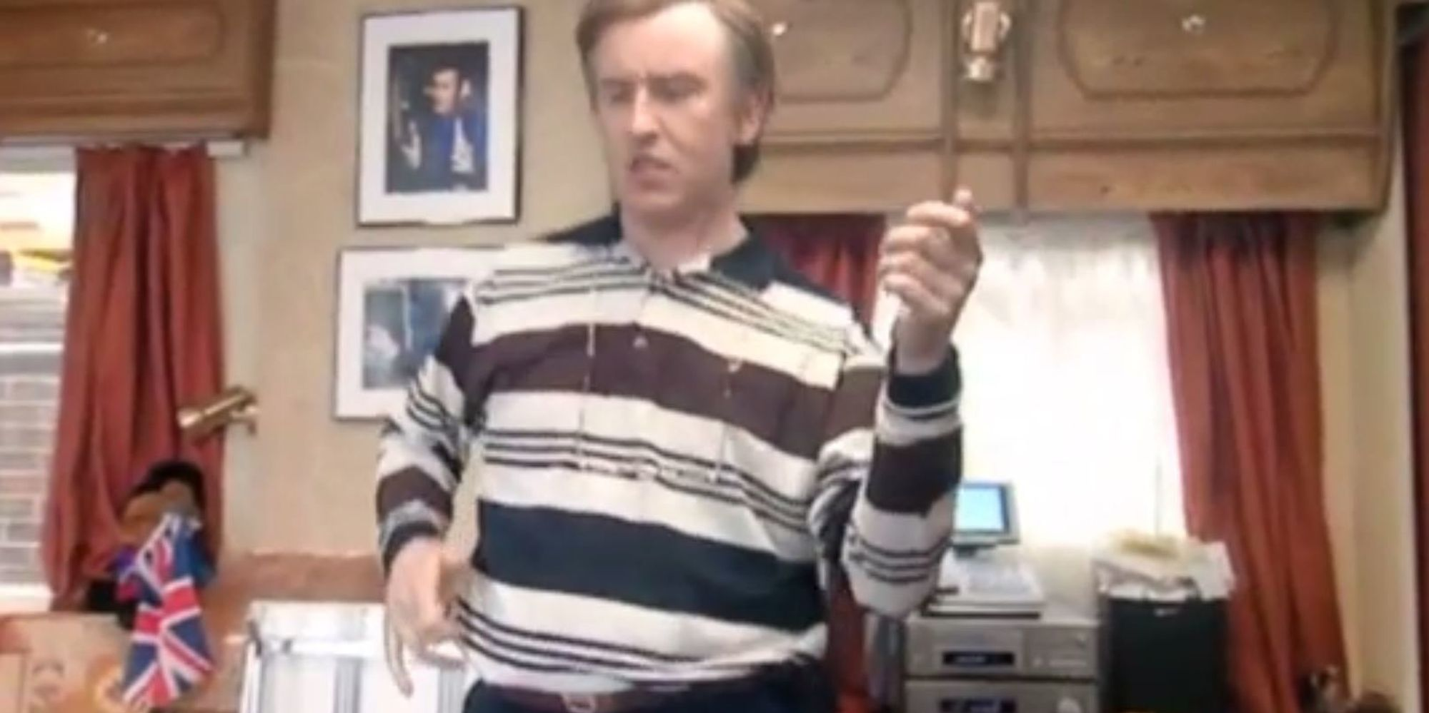 Tax On Bonus Uk >> Website Of The Week: Alan Partridge Gets Lucky | HuffPost UK