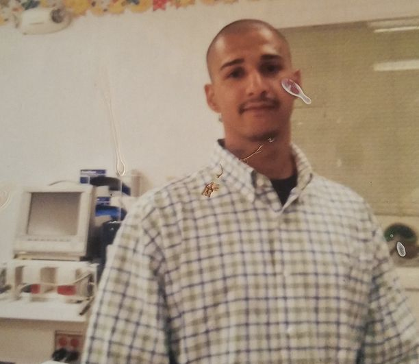 Carlos Perez before he went to prison.