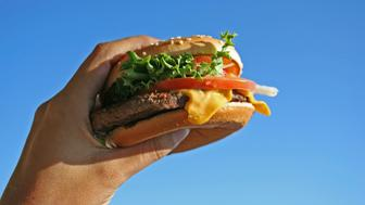 Delicious Cheeseburger - Largest American export
