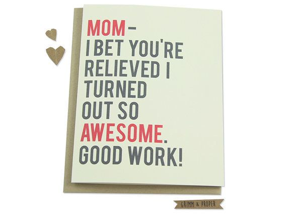 "<i>Buy it <a href=""https://www.etsy.com/listing/222586013/funny-mothers-day-card-humorous-mothers?ga_order=most_relevant"" tar"