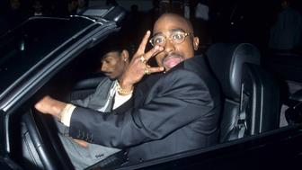 Snoop Dogg and Tupac Shakur (Photo by Ke.Mazur/WireImage)