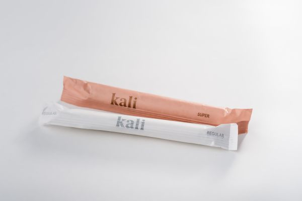 "Feminine hygiene and saving the environment don't have to be mutually exclusive. <a href=""http://kaliboxes.com/products/"" tar"