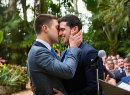 Gio Benitez And Tommy DiDario's Wedding Photos Are Everything