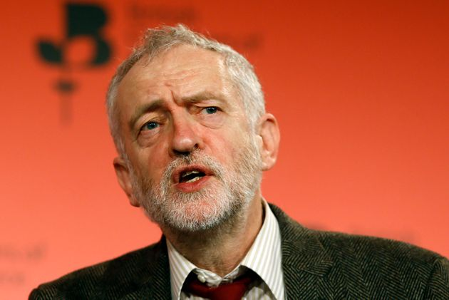 Jeremy Corbyn faced down MPs criticising the