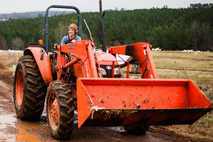 A former Capitol Hill journalist, Suzanne Nelson is a farmer in North Carolina.