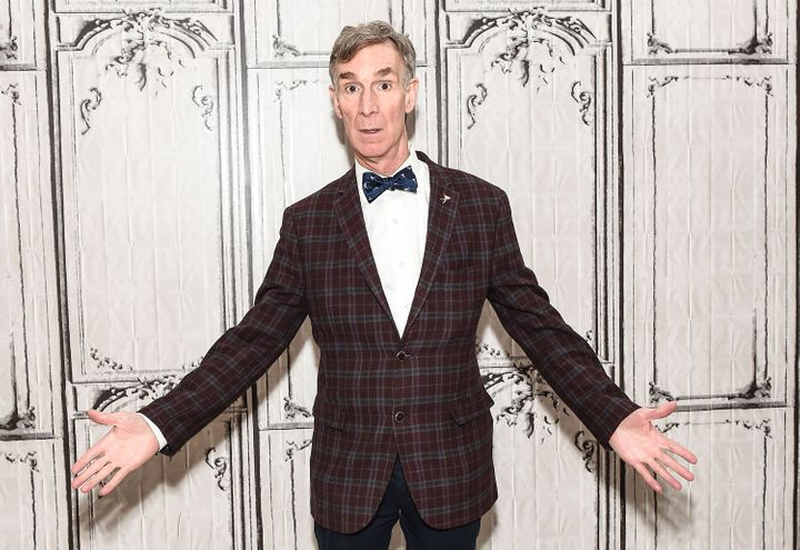Bill Nye also bet another climate change denier $20,000 earlier this month that the Earth will keep getting hotter.