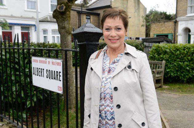 Denise is set to appear in 'EastEnders' as Alison