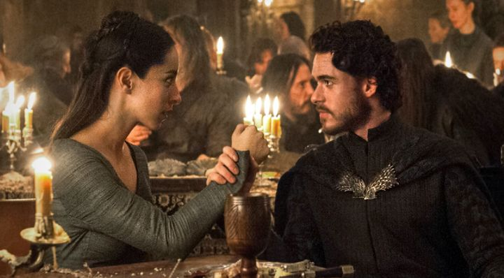 The Red Wedding Season.The Red Wedding Might Ve Been Even Sadder Than You Thought Huffpost