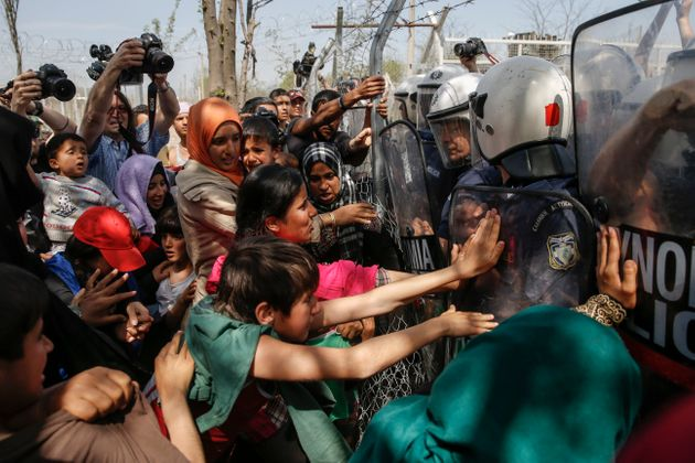 More than 50,000 people are trapped in Greece because of the Balkan nations' decisions to...
