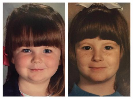 27 Side-By-Side Photos Of Moms And Kids That Look Identical