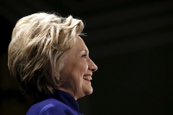 Hillary Clinton just wanted to be an astronaut, you guys.