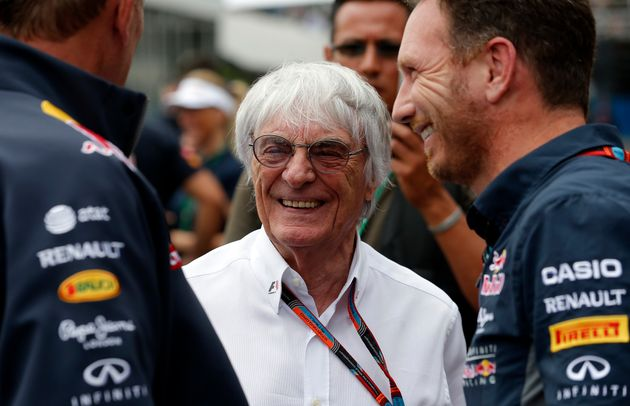 Formula 1 Boss Bernie Ecclestone Doesn't Think Women Could Drive A Sports Car