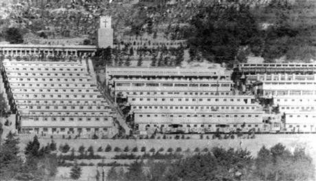 This undated photo shows the Brothers Home compound in Busan, South Korea.