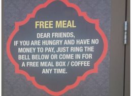 This Restaurant Owner Promises To Feed Anyone In Need For Free