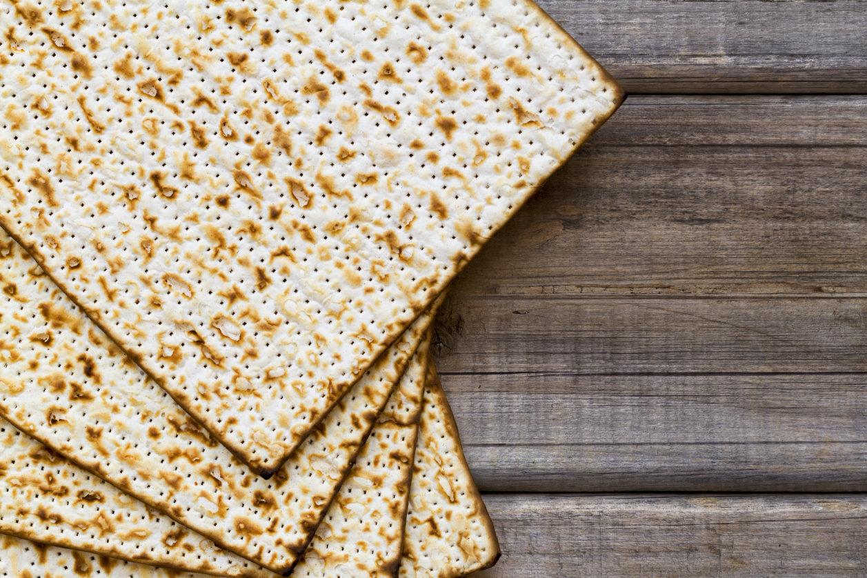 Passover begins at sundown on Friday.