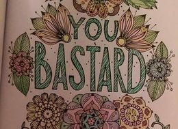 This NSFW Coloring Book Will Make You Forget All About Your Ex