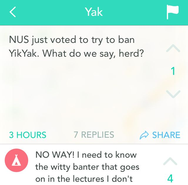Yik yak uk android