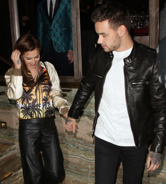 Cheryl is now dating One Direction's Liam