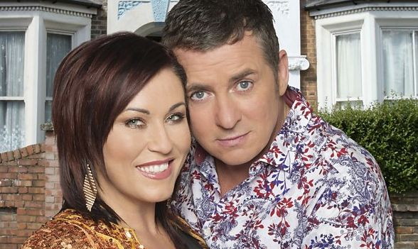 Jessie Wallace and Shane Richie's new show has impressed BBC