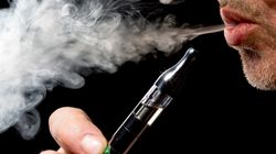 Study Finds Vaping Indoors Isn't As Bad As You Might