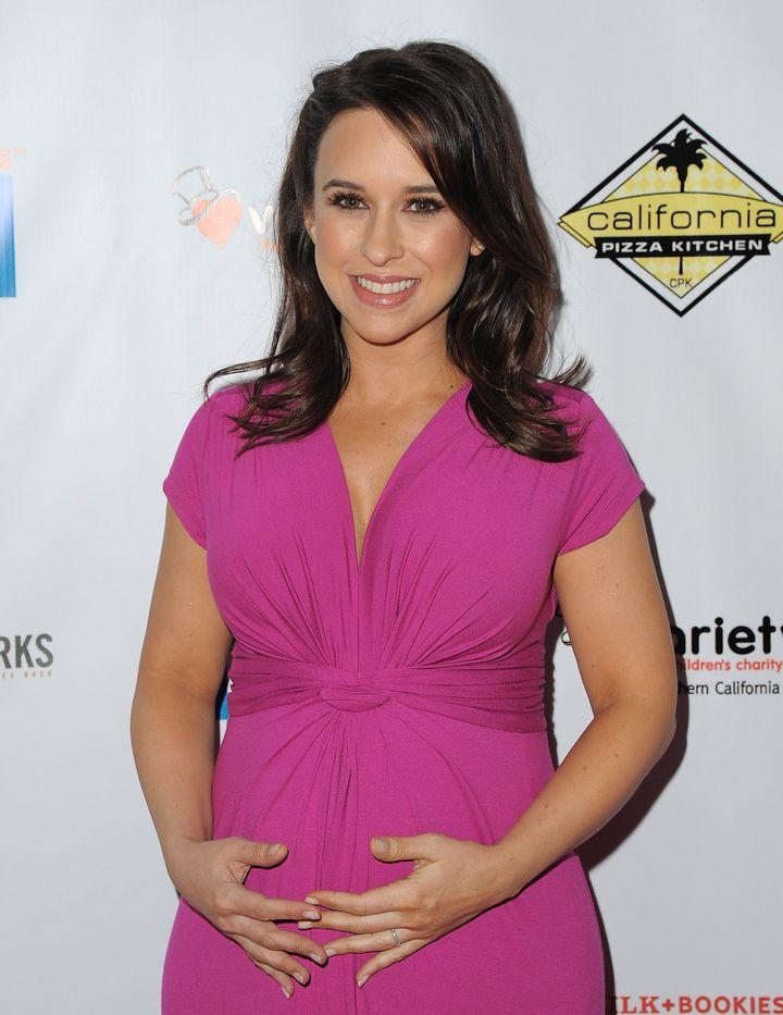 """Lacey Chabert is most known for her """"so fetch"""" line as Gretchen Rubin in 'Mean Girls'"""