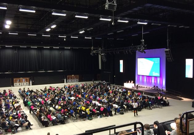 The NUS national conference in Brighton caused controversy this