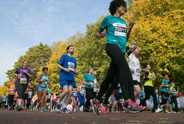 Thousands of runners will take to the streets of London on