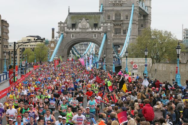 London Marathon Weather Could Bring Snow To Race Thanks To Arctic