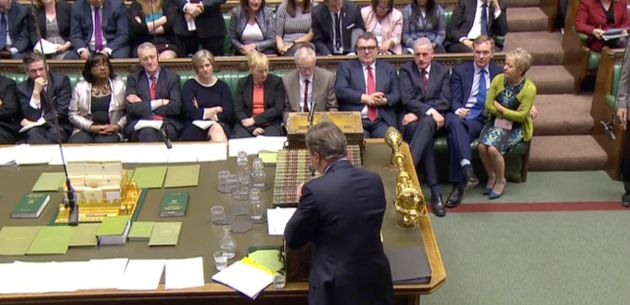 PMQs: Jeremy Corbyn Attacks David Cameron Over Forcing Schools To Become