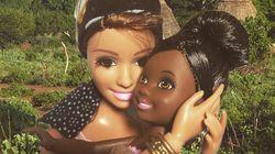 'White Savior Barbie' Perfectly Parodies Volunteer Abroad