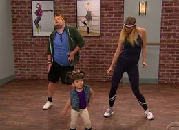 Cute Toddlers Teach Gwyneth Paltrow And James Corden How To Dance