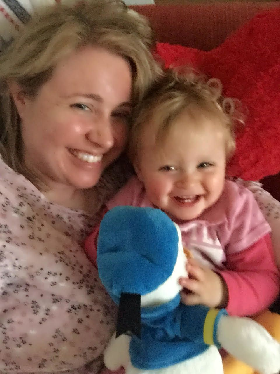 Mum Bravely Shares Experience Of Prenatal Depression
