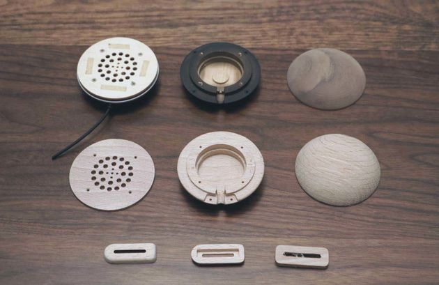 These Eco-Friendly Headphones Are Made Almost Entirely Out Of Sustainable
