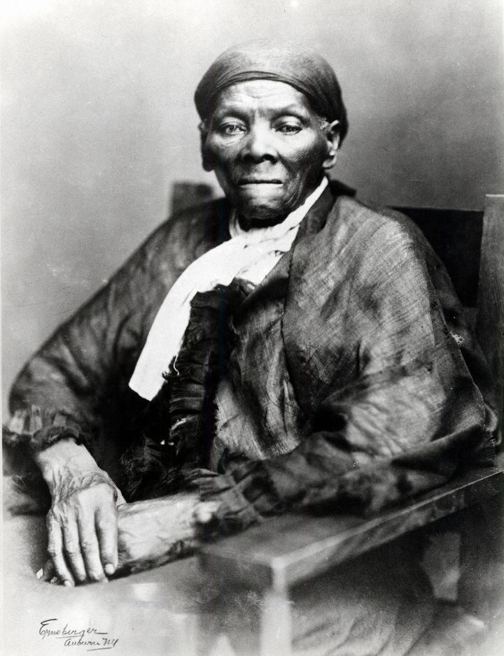 Abolitionist Harriet Tubman will be the new face of the $20.
