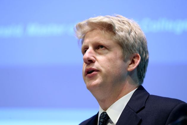 Jo Johnson suggested Boaty McBoatface was not a 'suitable'
