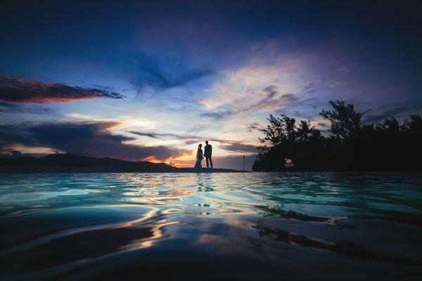 <i>Bora Bora, French Polynesia</i>
