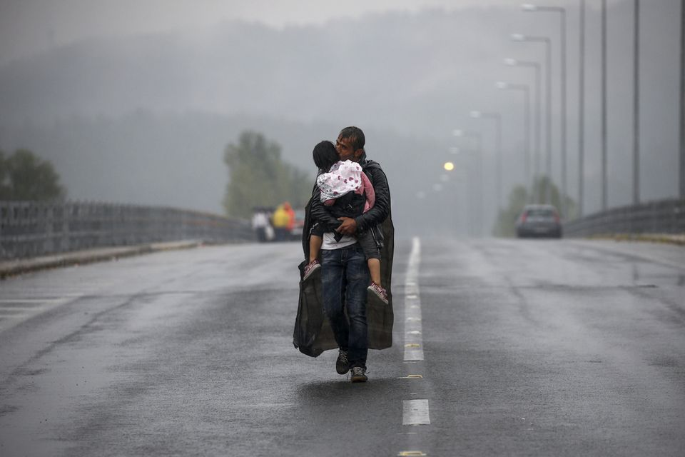 Photographers working for Reuters and the New York Times won a Pulitzer Prize for their coverage of the...