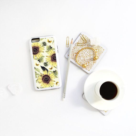 Sunflower iPhone Case -- $14.00