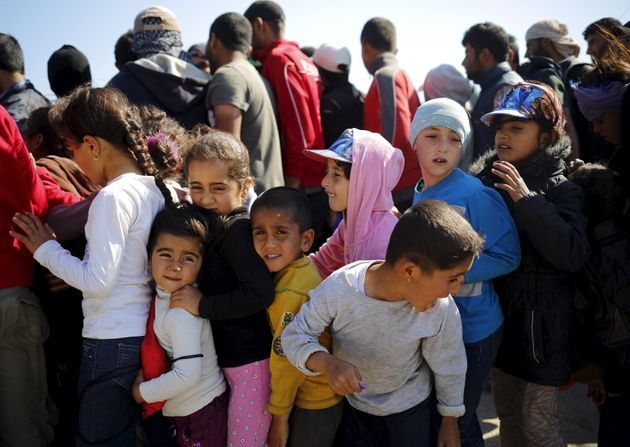 The survivors of last week's shipwreck now join thousands stranded in Greece after the Balkans shut its...