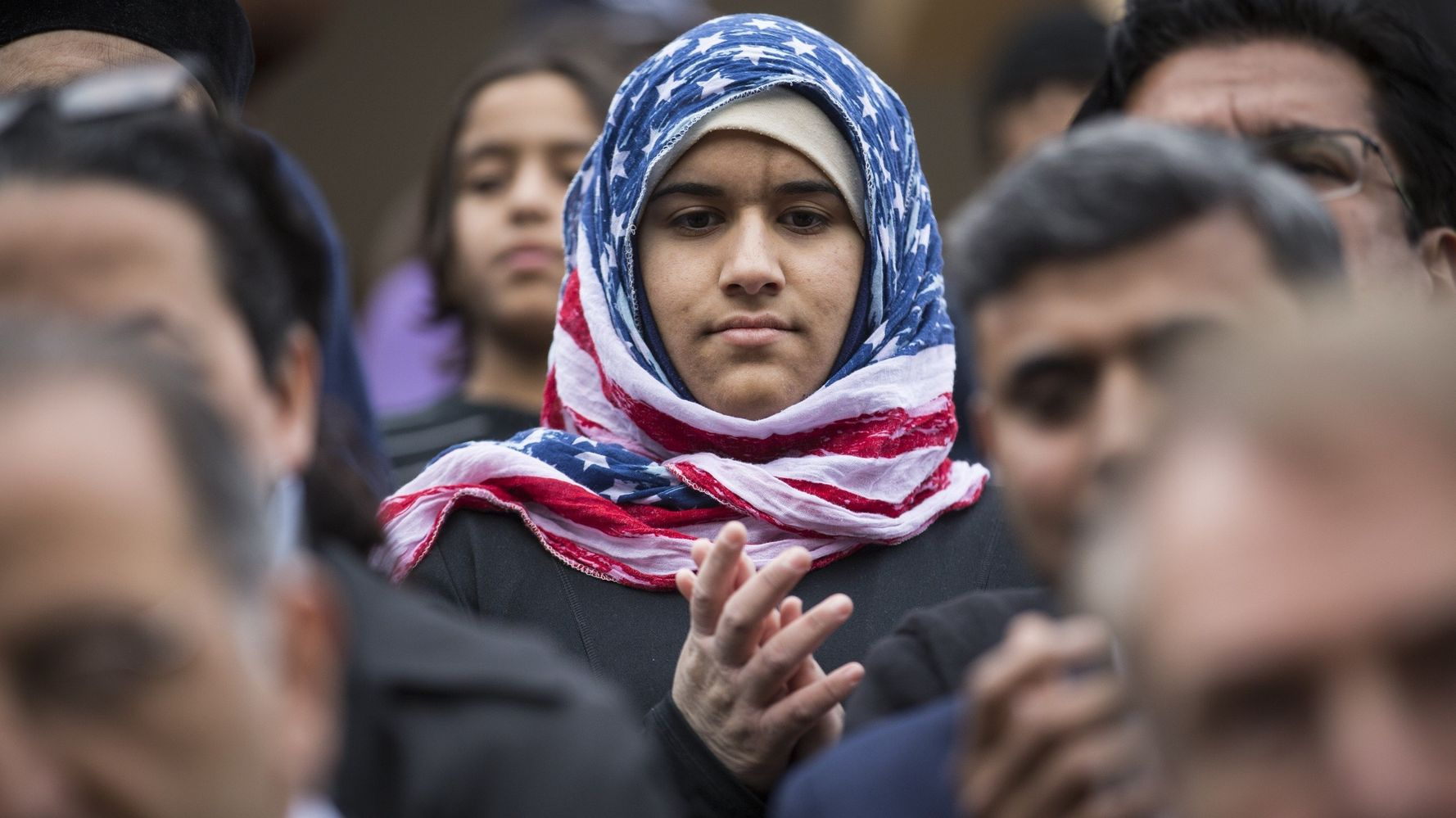 Wanted: One House Republican To Take A Stand Against Islamophobia