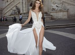 12 NSFW Wedding Dresses That Will Make Heads Turn