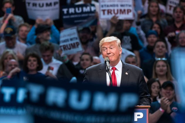 Republican Establishment Warms To Donald